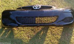 Front bumper for a toyota aygo 2010-2011 complete with