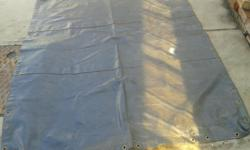 Toyota tonneau cover As new SIZE 1900x1500