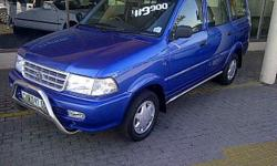 Fabrikaat: Toyota Model: Ander Mylafstand: 183,000 Kms