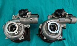 TOYOTA 3.0 D4D TURBO BOTH ARE IN VERY GOOD CONDITION.