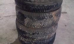 For Sale  For Sale Toyota Fortuner or Hilux Tyres