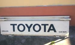 Tail gate for sale ( Toyota Hilux 1.8 SR 1996 Model) No