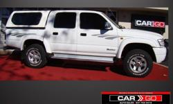Toyota Hilux 3.0 KZT-E 4X4 D/CAB Full Service Records