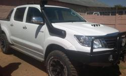 Toyota Hilux Snorkel Kits (all Models) Delivered to