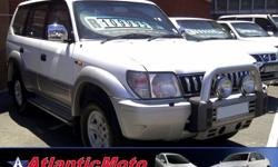 1998 Toyota Prado VX 3.4 V6 Auto 5 Seater Electric