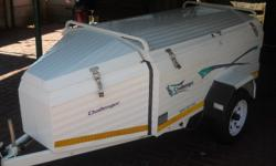 Challenger 6 foot luggage trailer In excellent