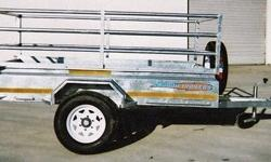 EASY TRAILER HIRE Easy Trailer Hire is a well