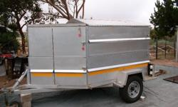 New trailer for sale. Can also be use as a catering