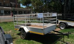 Trailer For Sale [2.5 m X 1.5 m]. Relatively good