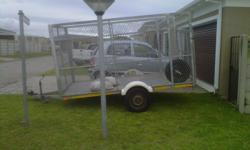 I have 2 trailers for hire watsupp me for details
