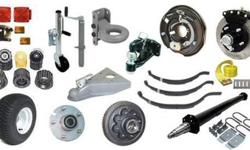 Buy all your new trailer parts at Eezy Tow Trailers. We