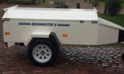 Roadmaster 6foot trailer for sale. In excellent