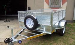 We Manufacture : Boat Trailers Horse Trailers Custom