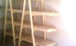 Designed especially for garage, store room shelving or