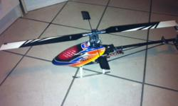 Beskrywing Heli upgrades: MKS DS95i tail servo(very