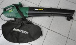 Get your garden clean with this Trimtech 2800w garden