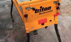 Very good condition - all parts included Triton 2000