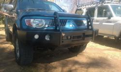 Replacement bumper for Triton , front and rear bumper ,