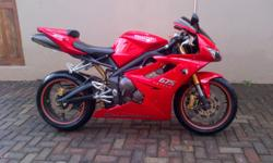 2009 Triumph Daytona 675 in Mint condition!~ Fully