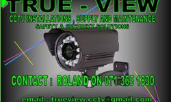 Supply, installation and maintenance of CCTV security