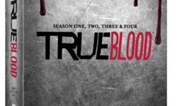 The first four seasons of True Blood. Immaculate