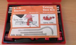 7PC CUTTER AND PLARINC TOOL KIT BRAND NEW , REMOVED AD