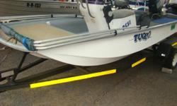 Beskrywing 40HP YAMAHA CANOPY TRAILER WITH ROADWORTHY