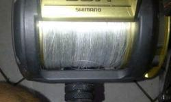 hi i have a shimano tld 2 speed 50a reel loaded wive 8o