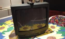 Excellent condition tv with remote control ..... 54 cm