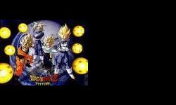 Description I HAVE- 44001/2,all dbz(493