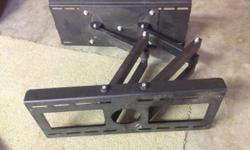 TV Wall Bracket / Mount. For large TVs. Extends and