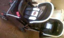 Pram for twin. Very good condition R950 onco