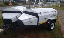 Two 6ft challenger trailers in very good condition. The