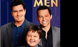 hi there i have season 4 of two and a half men to