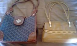 hi I have two handbags to go at R150 each