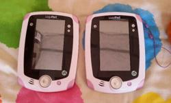 I have two leapfrog leappads and 9 games. The leappads
