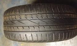 In good condition still with lots of tread - wrong size