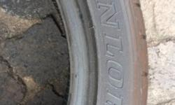 i have 2 dunlop SP sport maxx tyres and 1 bridgestone