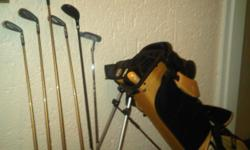 Soort: Sports Soort: Golf Golf bag with stand 6 clubs