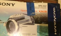 I am selling brand new Underwater housing for Sony