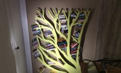 Order your very own unique handcrafted tree bookshelf