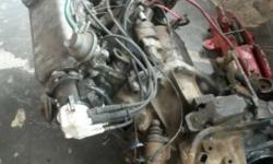Uno engine,gearbox and other parts for sale. Suspension