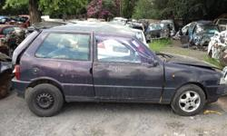 Fiat Uno 1.1 and 1.4 Stripping for spares 700 other