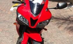 Honda CBR 600RR  Immaculate condition  Extras Include: