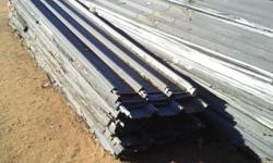 Used IBR Roof Sheets now on special for R37.50 per