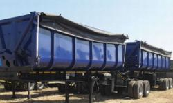 Used/ Secondhand Superlink Side tippers available