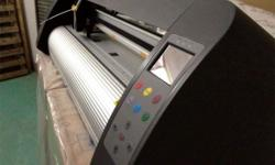 V-Smart Series Contour Cutting Vinyl Cutter 440mm