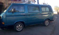 .6 I vw microbus for sale, 1995 model, Has power