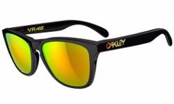 Selling an original pair of Oakley Valentino Rossi VR46