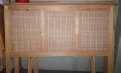 Variety Double Pine Headboards - R800 EACH